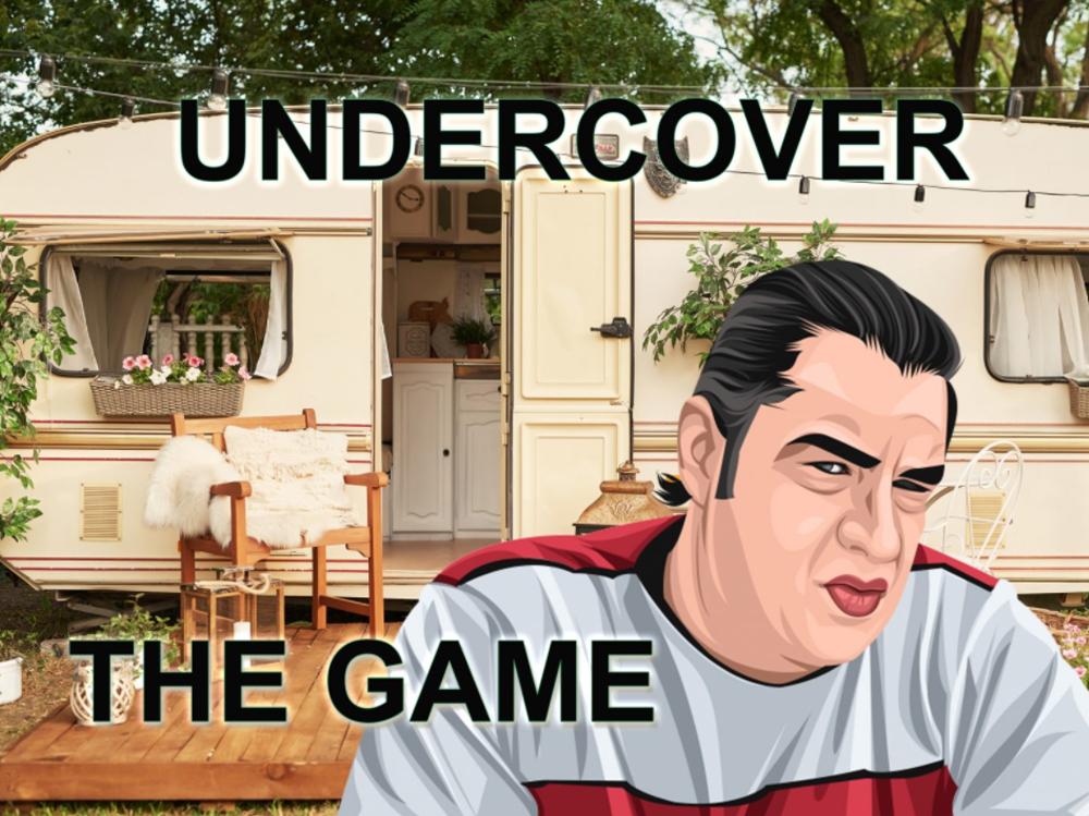 Escape room thuis - Undercover het spel